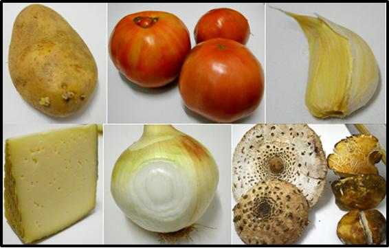 setas con tomates 2